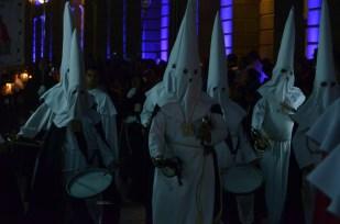 Procesion del silencio en San Luis Potosi 24