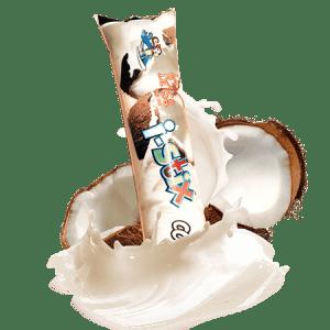 Coconut Push Pop