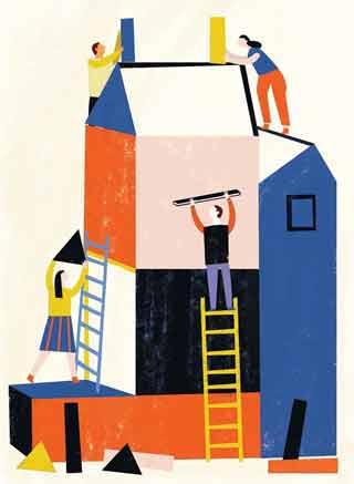 Wohnungsnot global: la aristocracia inmobiliaria