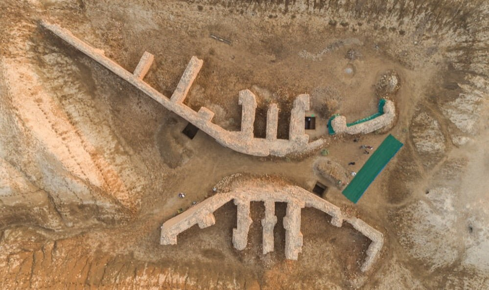 The oldest bridge in the world, in the Sumerian city of Ngirsu