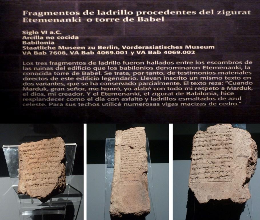 La Torre de Babel. Historia y Mito en el Museo Arqueológico de Murcia (6/6)