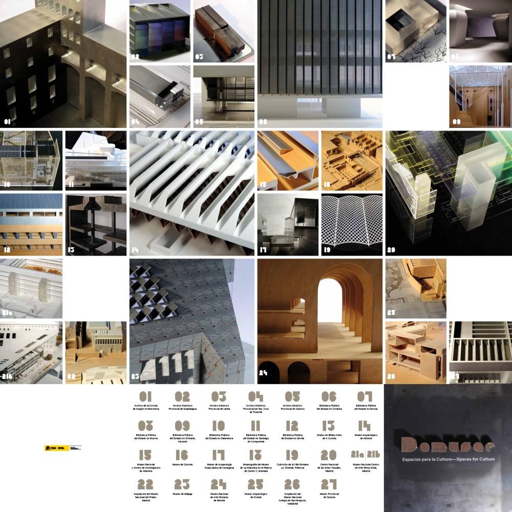Arquitectura en Edificios Culturales (1/3)