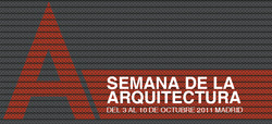 """Día Mundial de la Arquitectura 2011 """"ARQUITECTURA Y DERECHOS HUMANOS""""  (4/6)"""