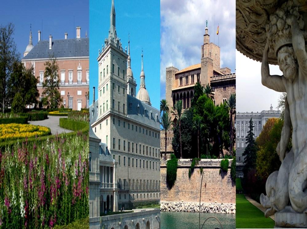 El PATRIMONIO NACIONAL en España. Un tipo especial de Patrimonio Cultural e Histórico (1/6)