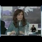 CFK las Islas Malvinas y el 2 de… julio