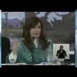 CFK sobre el hambre