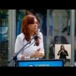CFK sobre los museos y la memoria