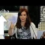 CFK y la ley de gravedad