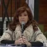 """CFK y la """"relajación"""""""