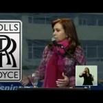 """CFK y los """"Roll-Rolls"""""""