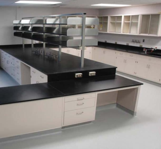 Chemical Lab Furniture Casework