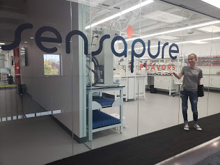 Sensapure Flavors New Laboratory Build ABC News