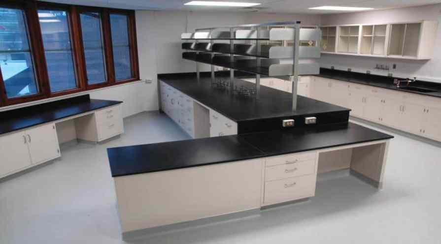 Utah Lab Cabinets and Casework