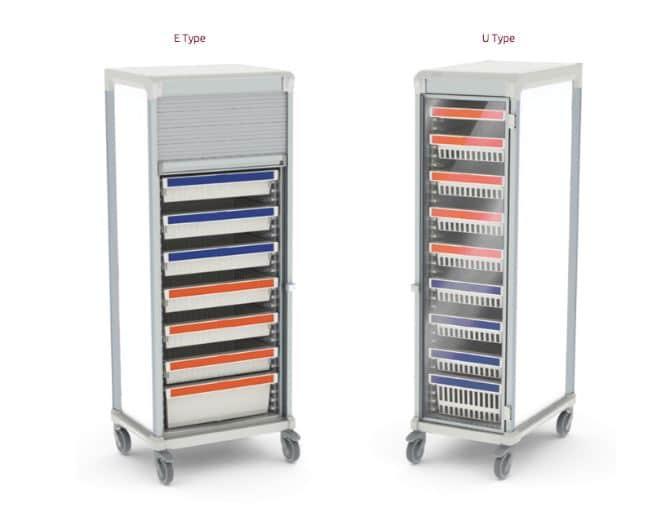 Healthcare Storage Carts