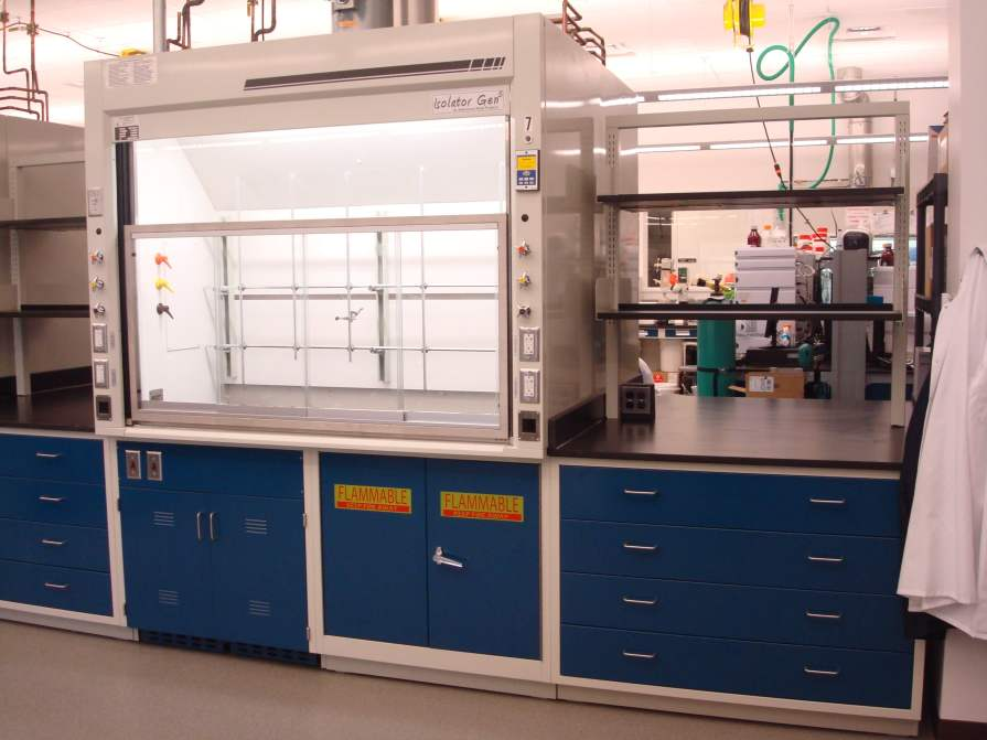 fume hood for cosmetic lab in utah