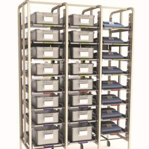 Hospital Sterile Storage Rack