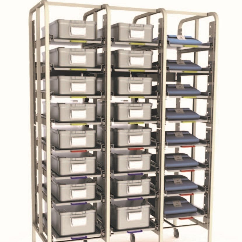 Hospital Sterile Storage Rack