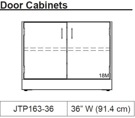 Door Cabinets Casework