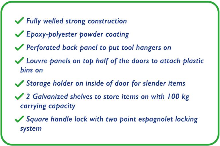 Metal Cabinet Bins