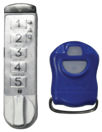 Electronic Lock w/ Key Fob