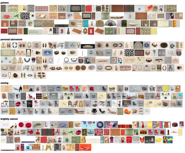 Exploring the Cooper Hewitt collection with timelines and tags: guest post by Olivia Vane