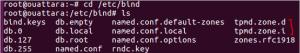 Configuration serveur DNS sous IPv6