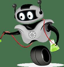 TinEye Labs Robot
