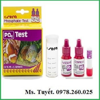 Test PO4 -dụng cụ kiểm tra hàm lượng phosphate
