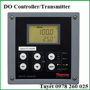 Máy đo DO controller/transmitter alpha DO 2000