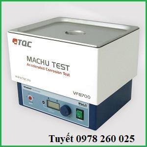 Bể thử nghiệm độ ăn mòn sản phẩm VF8700