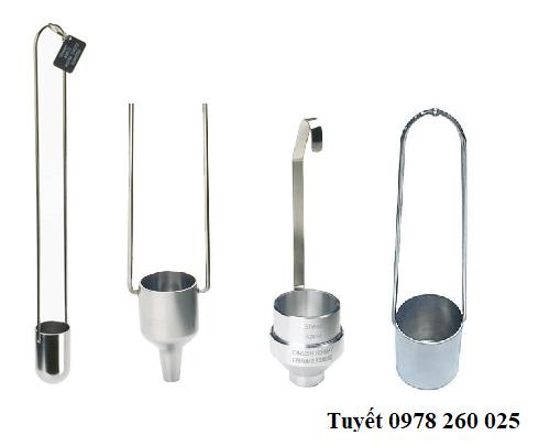 Các loại cốc đo độ nhớt