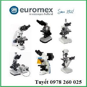 Các dòng kính hiển vi khác của Hãng Euromex - Hà Lan