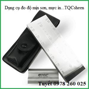 Dụng cụ đo độ mịn sơn TQCsheen