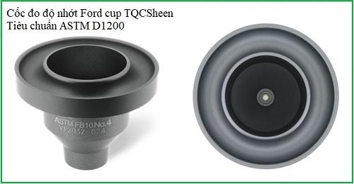 Cốc đo độ nhớt Ford Cup, TQCSheen