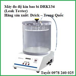 Máy đo độ kín bao bì DRK134 (Leak Tester)