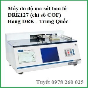Máy đo hệ số ma sát bao bì DRK-127B