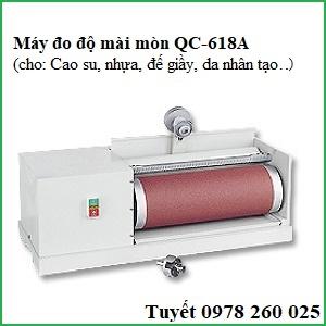 may-do-do-mai-mon-cao-su-qc618A