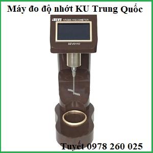 Máy đo độ nhớt KU BEVS 1112 Trung Quốc