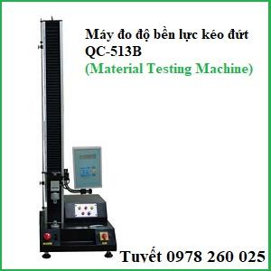Máy đo lực kéo đứt QC-513B