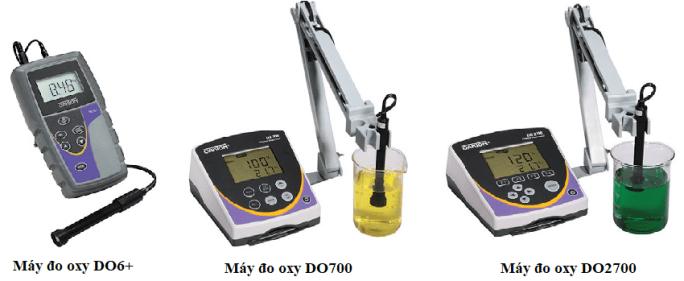 Máy đo oxy, Hãng Eutech - Singpore
