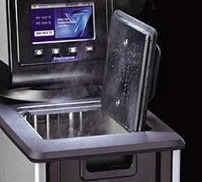 Bể ổn nhiệt lạnh tuần hoàn có nắp đậy rời kiểu LidDock™
