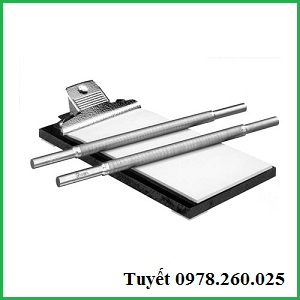 Thanh kéo sơn wire bar coaters  impression beds