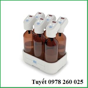 Thiết bị đo BOD tự động 6 chai Velp – Ý