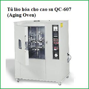 Tủ lão hóacao su QC-607