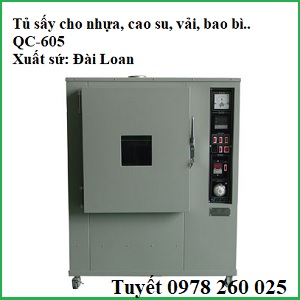 Tủ sấy QC-605 (Drying Oven)