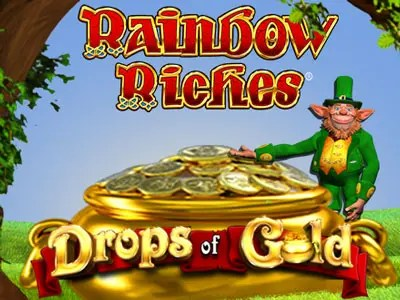 Rainbow Riches Drops of Gold Slot Review