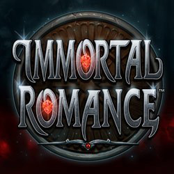 Immortal Romance high variance slot