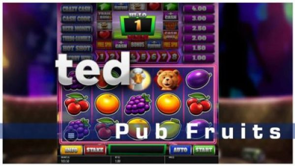 ted pub slot version