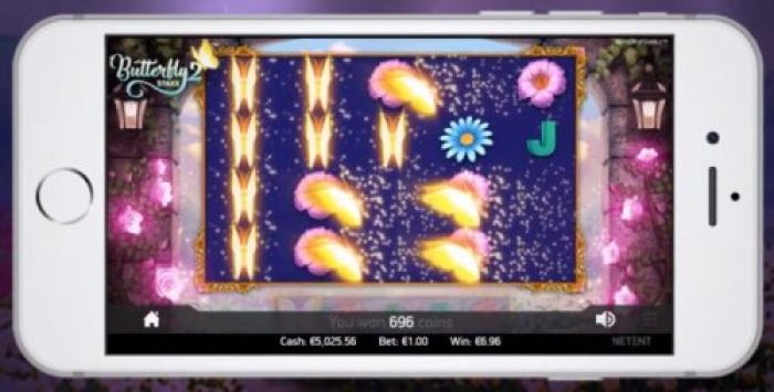 new slot PLAY HERE Butterfly Staxx 2 (By NetEnt)