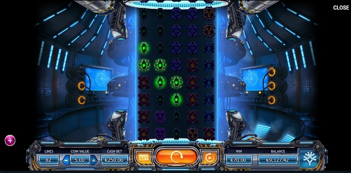 Power Plant online slot another game screen